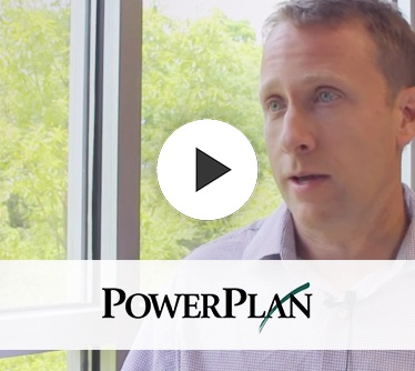 Client testimonial for ProductStack   PowerPlan